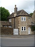 ST8080 : Acton Turville houses [1] by Michael Dibb