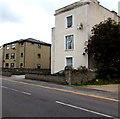 ST3261 : Three-storey housing, Ashcombe Road, Weston-super-Mare  by Jaggery