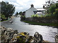 NY5118 : After a rain shower in Bampton by Marathon