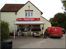 TL8928 : Wakes Colne & Chappel Post Office & Store by Adrian Cable