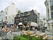 TQ3103 : Brighton, East Street Tap by Mike Faherty