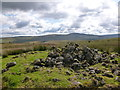 NS7230 : Wetherhill Cairn by Alan O'Dowd