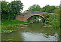 SP5897 : Vice's Bridge near South Wigston in Leicestershire by Roger  Kidd