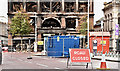 J3374 : Primark (Bank Buildings) fire, Belfast - September 2018(1) by Albert Bridge