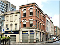 J3474 : William Hill, Skipper Street, Belfast (September 2018) by Albert Bridge