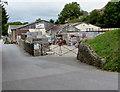 SY6683 : Buildrite, Old Station Yard, Broadwey, Weymouth by Jaggery