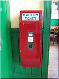TL8928 : Platform Ticket Machine by Adrian Cable