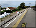 ST5484 : Severn Beach railway station, South Gloucestershire by Jaggery