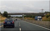 S0529 : Road bridge, M8 by N Chadwick