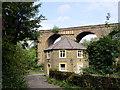 SJ9687 : Octagonal House by Stephen Burton