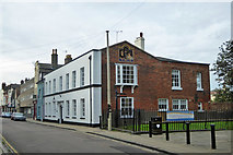 TM2632 : The Three Cups building, Harwich by Robin Webster