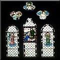 SO6268 : Window inside St. Michael's Church (Chancel | Rochford) by Fabian Musto