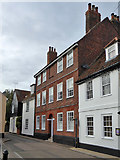 TM2632 : House on Eastgate Street, Harwich by Robin Webster