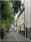 TM2532 : Castlegate Street, Harwich by Robin Webster