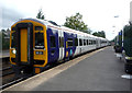 SD7528 : Accrington Railway Station by JThomas