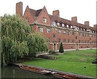 TL4458 : Magdalene College, Cambridge by David Hallam-Jones
