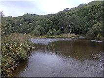 SN7278 : Ford through the Afon Rheidol by Rudi Winter