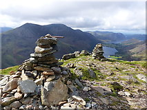 NY2014 : Fleetwith Pike summit by Anthony Foster