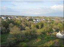 SW7834 : Open space, Penryn by N Chadwick