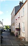 TL4458 : Portugal Place, Cambridge by David Hallam-Jones