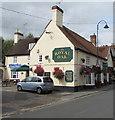 SU1660 : Royal Oak, Pewsey by Jaggery