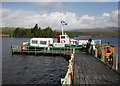 NM6867 : MV Sileas, Acharacle pier by Craig Wallace