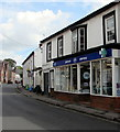 SU1660 : Boots Pharmacy, High Street, Pewsey by Jaggery