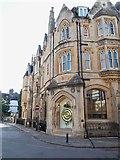 TL4458 : Bene't Street, Cambridge by David Hallam-Jones