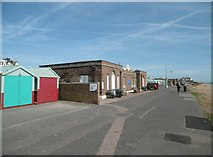 TQ2704 : Hove, conveniences by Mike Faherty
