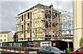 J3979 : The Priory apartments site, Holywood - September 2018(1) by Albert Bridge