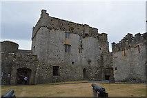 S0524 : Main Hall, Cahir Castle by N Chadwick