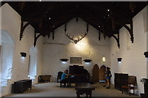 S0524 : Main Hall, Cahir Castle by N Chadwick