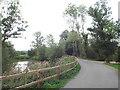 TQ5043 : Private road near Penshurst by Malc McDonald