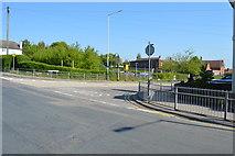 TQ5841 : Yew Tree Rd, Powdermill Lane junction by N Chadwick