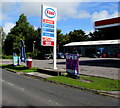 SU1659 : Esso filling station open 24 hours, Swan Road, Pewsey by Jaggery