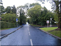 NS3218 : Longhill Avenue at Lamford Drive by Colin Pyle