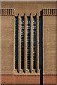 TQ3180 : Southwark : Tate Modern : brickwork : Week 38