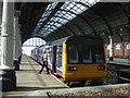 NZ2913 : Darlington Railway Station by JThomas
