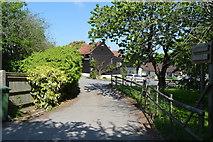 TQ5942 : Brokes Mill Farm by N Chadwick