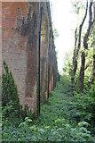 TQ5942 : Powdermill Viaduct (close up) by N Chadwick