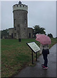 ST5673 : Clifton Observatory by Paul Harrop