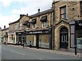 SD7916 : The Industrial & Provident Society's Stores, Ramsbottom by Christine Johnstone
