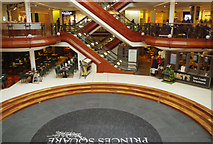 NS5965 : Princes Square Shopping Centre, Glasgow by Stephen McKay