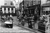 NU1813 : Melvyn's Cafe by Richard Webb
