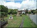 SO5351 : Bodenham Village Green by Fabian Musto