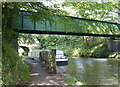 SD4633 : Two bridges crossing the Lancaster Canal by Mat Fascione