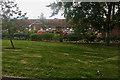 NZ3038 : Public green space by Mick Garratt