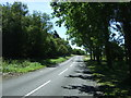 NZ1325 : Minor road towards Low Lands by JThomas
