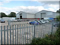 SD8011 : Industrial buildings off Park Road, Bury by Christine Johnstone