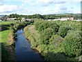 SD8110 : The River Roch, looking upstream from the railway viaduct by Christine Johnstone